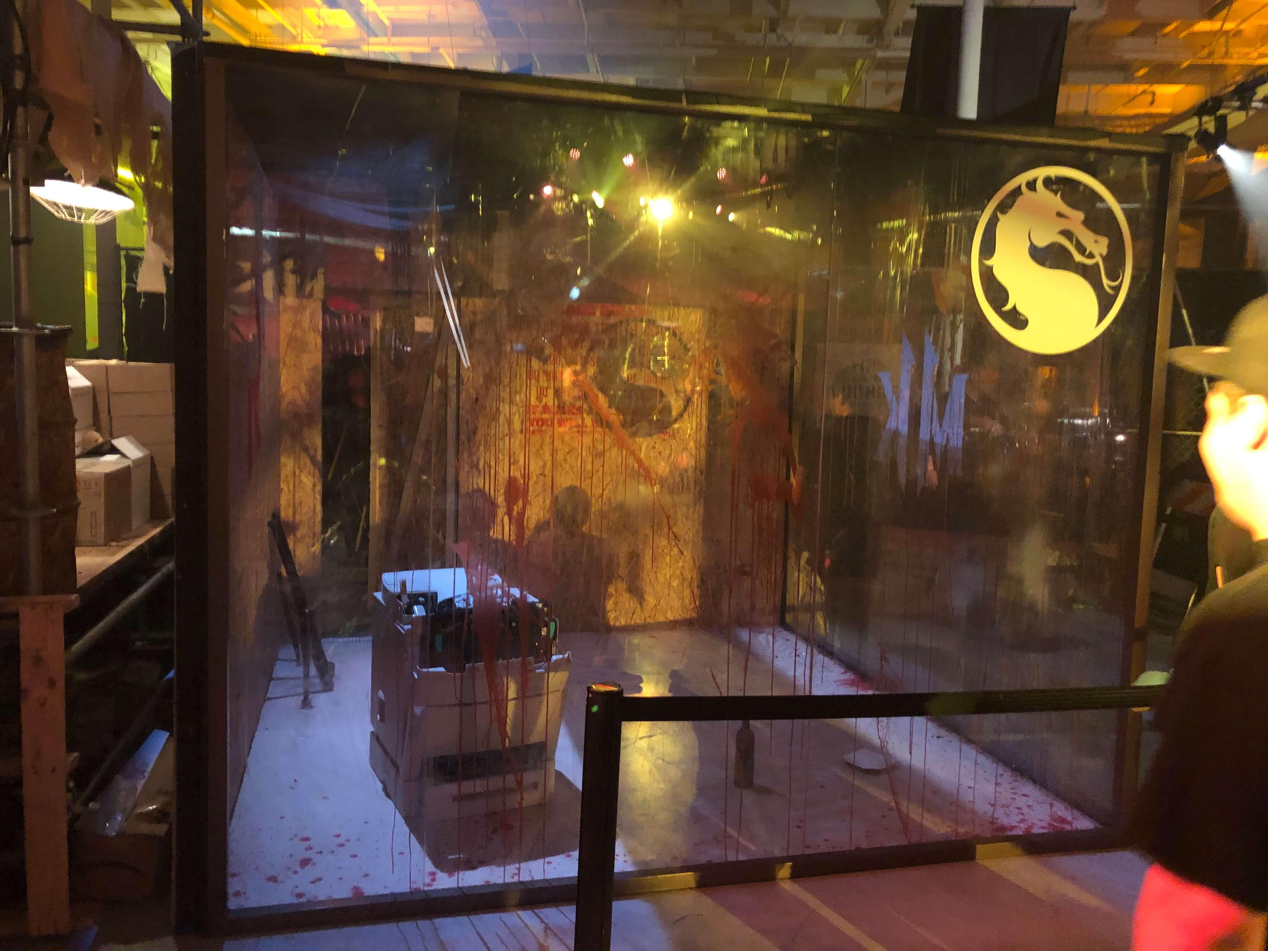 Image result for play rage cage smash room in Santa Clarita